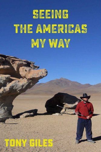 Seeing the Americas My Way - front cover
