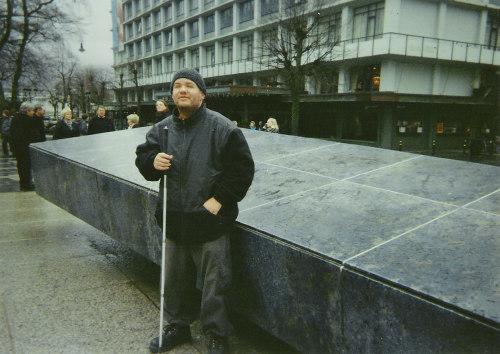 Granite slab, Bergen