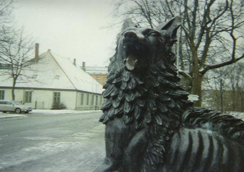 Trondheim, late February 2008