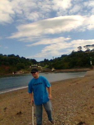 Tony in Teignmouth