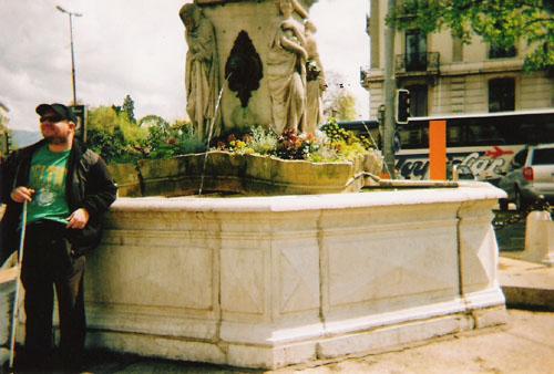 Tony in Geneva