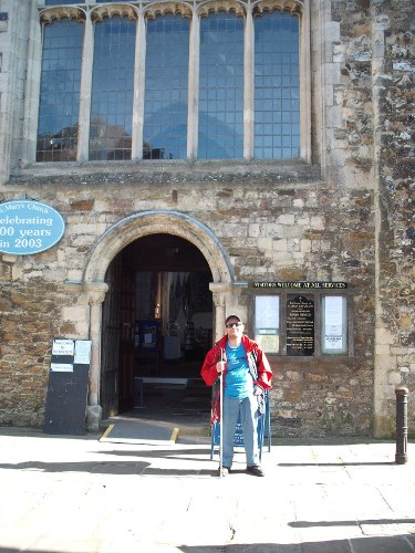 St. Mary's Church, Rye, East Sussex April 2009