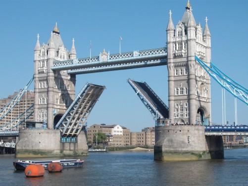Tower Bridge, London 18th April 2009