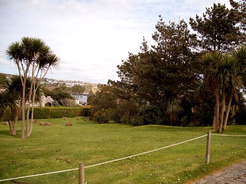 Part of the estate of St. Michael's Mount
