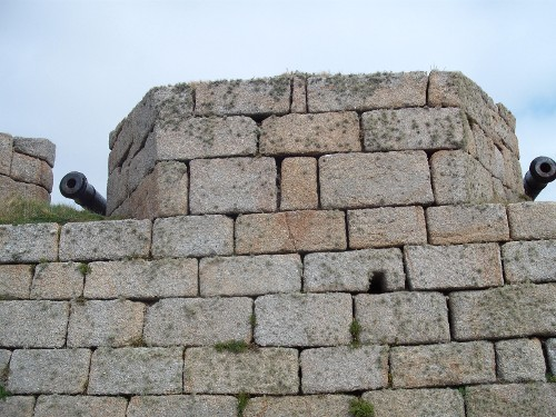 The fort on St. Mary's, the Scilly Isles