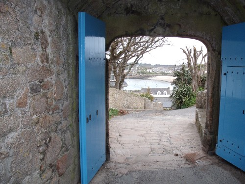 View on St. Mary's, the Scilly Isles