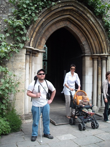Entrance to the Great Hall, Winchester
