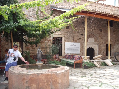 Village well nr Selcuk