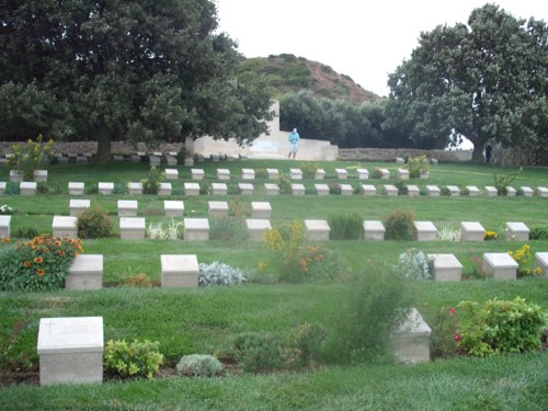 War Graves, Gallipoli