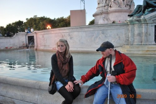 Ciara and Tony, Victoria Memorial