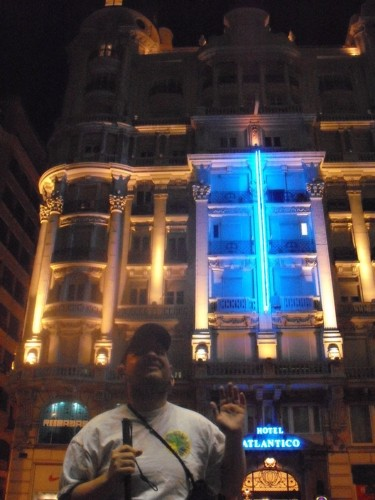 Is this the hotel Tony stayed in!