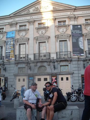 Madrid, Tony and Manrique