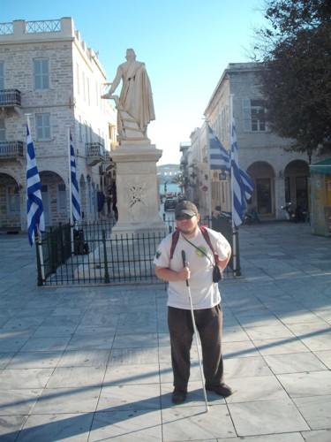 Syros, Greece, 18th November 2009.