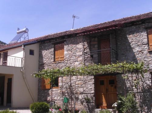 Villa Dihovo guesthouse.