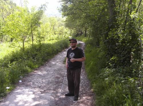 Tony near Dihovo village.