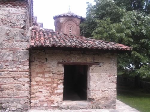View of Vodoca Monastery.