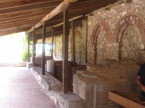 Veljusa Monastery.