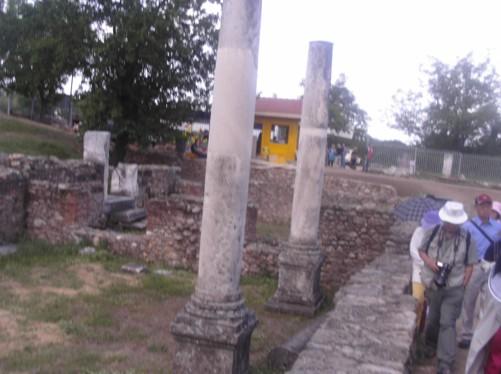 Ancient city of Heraclea, Bitola.