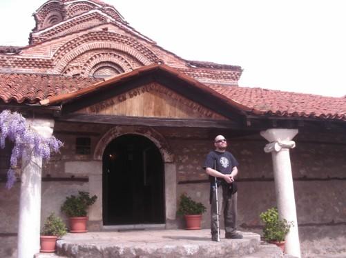St. Bogorodica Perivleptos church.