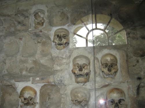 The Skull Tower (Cele Kula).