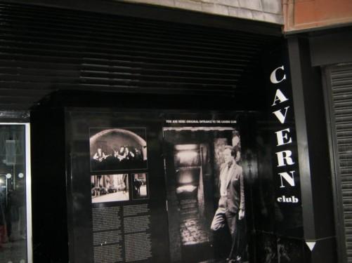 The Cavern.