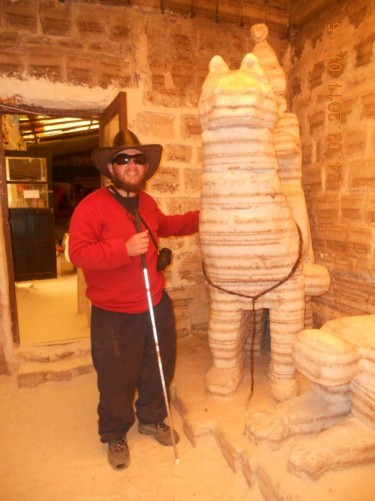 Salt museum.