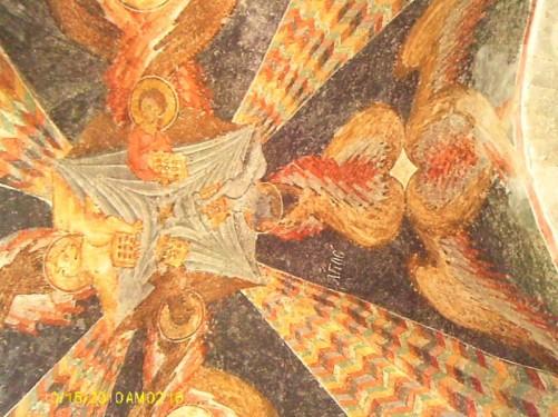 More frescos.