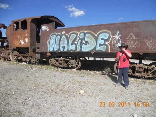Train Cemetery.