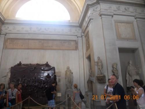 Vatican Museum.