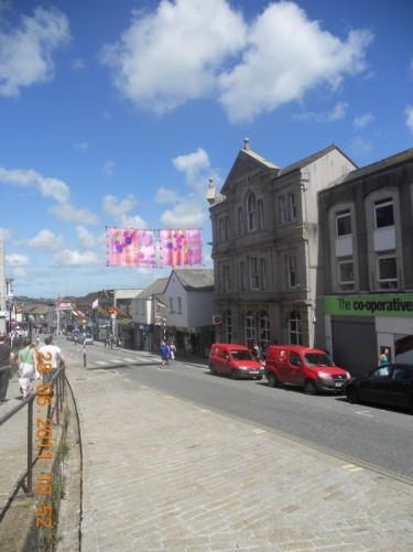 Market Jew Street.