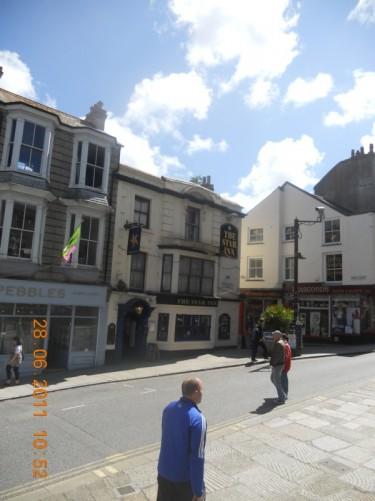 The Star Inn, Market Jew Street.