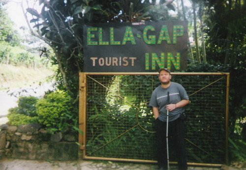 Ella-Gap Tourist Inn, November
