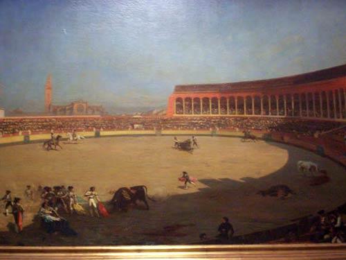 Plaza de Toros bullring museum