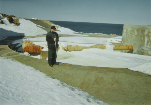 Cape Spear, Battery Point