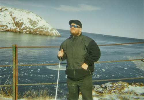 Ice and icebergs, Cape Spear