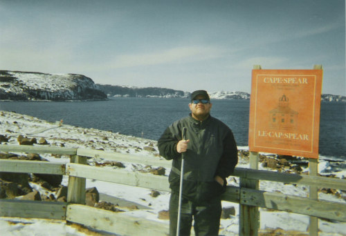 The most easterly point of the North American continent