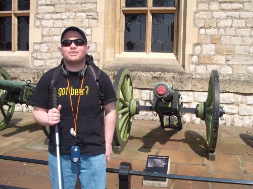 Inside The Tower of London 19th April 2009