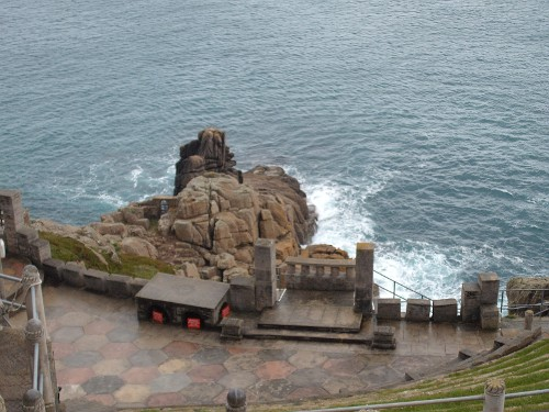 Minack Theatre, 28th March 2009