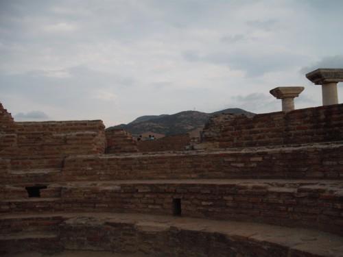 Amphitheatre, Selcuk, Turkey