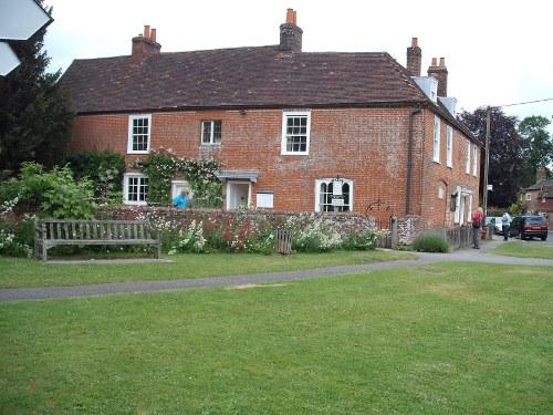 Jane Austen's house & museum, Chawton, Winchester