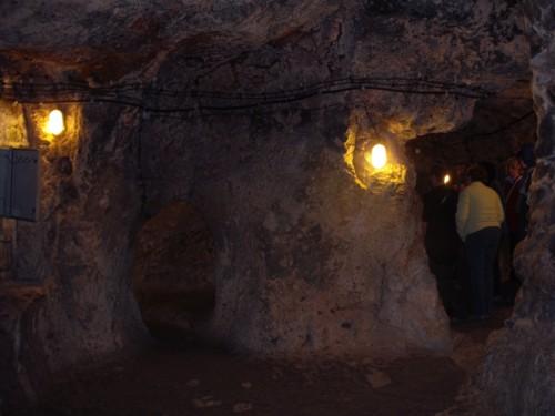 Caves at Cappadocia