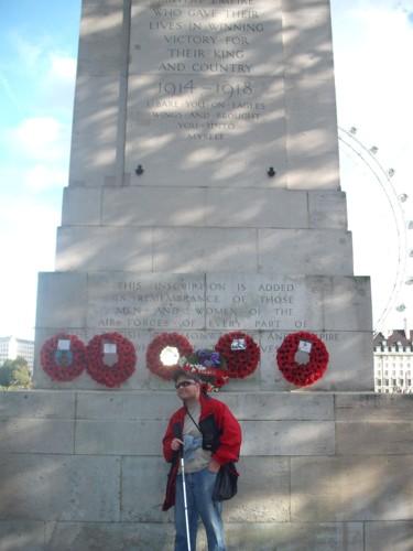 War Memorial to RAF, London