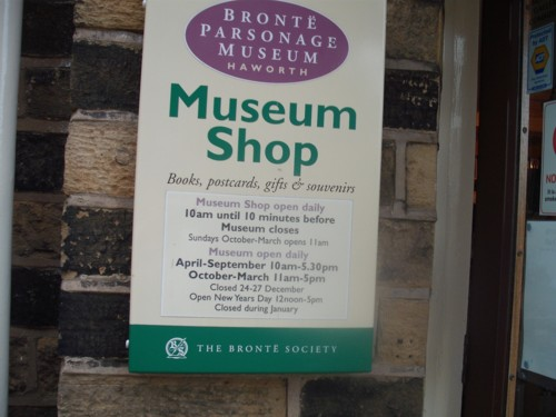 Haworth Museum