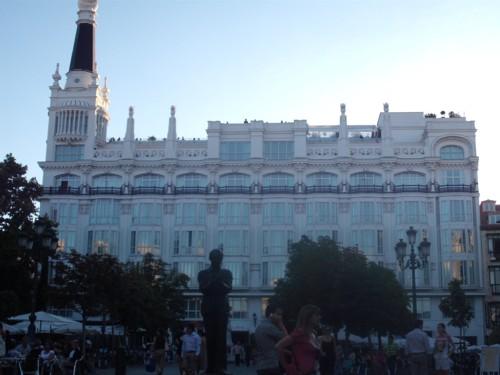 Reina Victoria hotel, Madrid