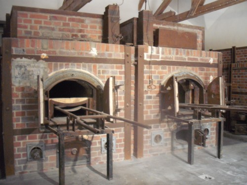 Gas chambers at Dachau