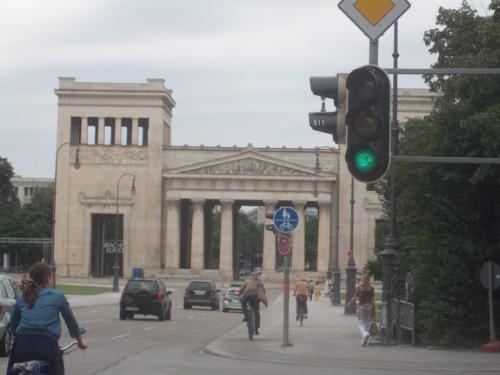 Konigsplatz, Munich