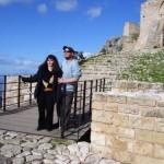 Link to photos: Tony & Tatiana, Greece, January 2010