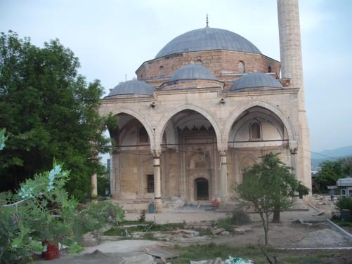 Mustafa Pasha Mosque.