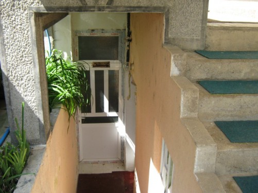 Entrance to Velania Guesthouse.