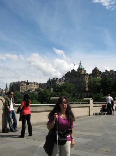 Tatiana, Edinburgh.